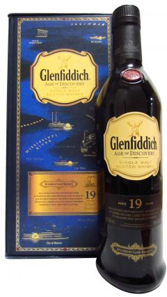 Glenfiddich - Age Of Discovery Bourbon Cask 19 year old Whisky