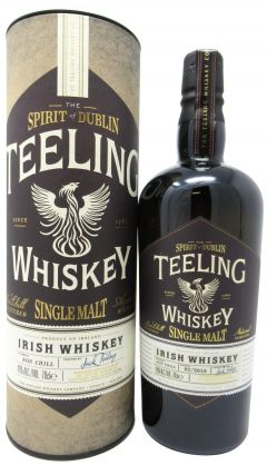 Teeling Whiskey Co. - Irish Single Malt Whiskey