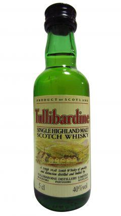 Tullibardine - Single Highland Malt Miniature Whisky
