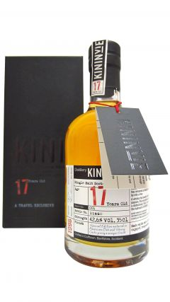 Hazelwood - Kininvie Batch 001 - 1996 17 year old Whisky