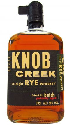 Knob Creek - Small Batch Straight Rye Whiskey