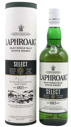 Laphroaig - Select - Islay Single Malt Scotch Whisky