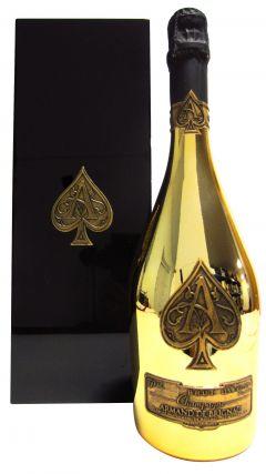 Champagne - Armand De Brignac Brut Gold - Ace of Spades Whisky
