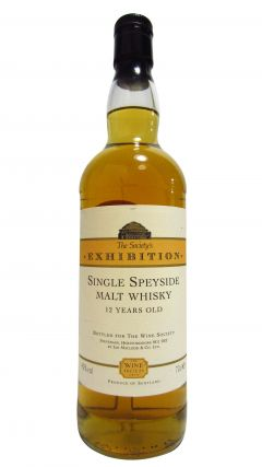 Secret Speyside - The Wine Society Exhibition 12 year old Whisky