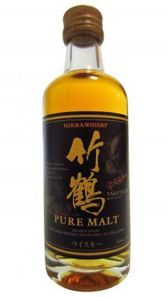 Nikka Taketsuru - Pure Malt Miniature Whisky