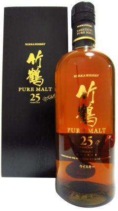 Nikka Taketsuru - Pure Malt 25 year old Whisky