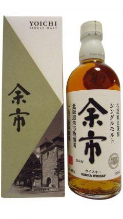 Nikka Yoichi - Single Malt Whisky