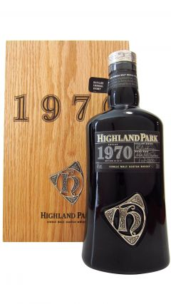 Highland Park - Orcadian Vintage Series #3 - 1970 40 year old Whisky