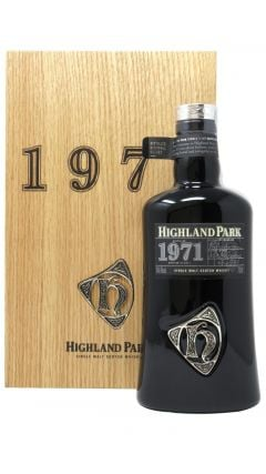 Highland Park - Orcadian Vintage Series #4 - 1971 40 year old Whisky