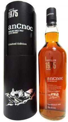 anCnoc - Single Highland Malt - 1975 38 year old Whisky