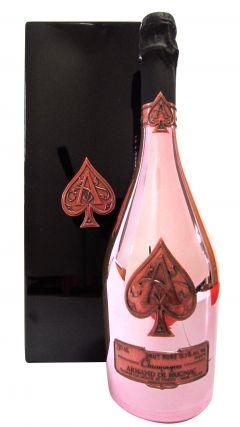 Champagne - Armand De Brignac Brut Rose - Ace of Spades Whisky