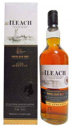 Secret Islay - Ileach Cask Strength - Peated Islay Malt Whisky