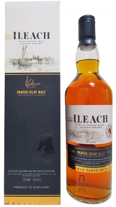 Secret Islay - Ileach - Peated Islay Malt Whisky