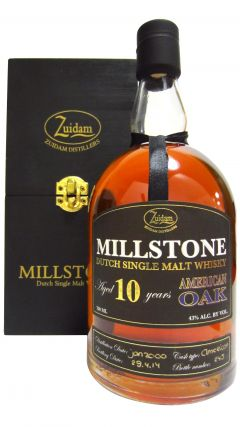 Zuidam - Millstone Single Malt - 2000 10 year old Whisky