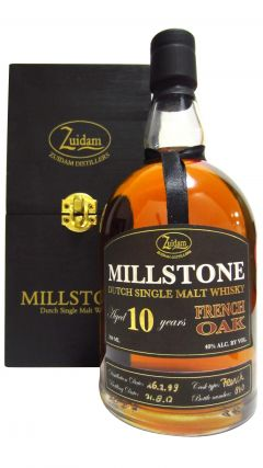 Zuidam - Millstone French Oak - 1999 10 year old Whisky