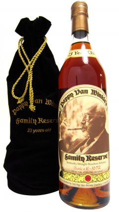Pappy Van Winkle - 2014 Family Reserve Kentucky Straight Bourbon 23 year old Whiskey