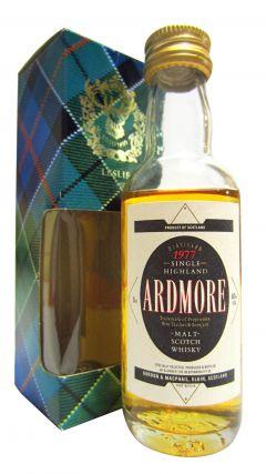 Ardmore - Single Highland Malt Miniature - 1977 Whisky