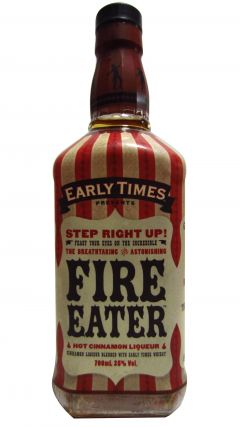 Early Times - Fire Eater Whiskey