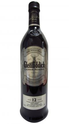 Glenfiddich - Caoran Reserve Peat Ember 12 year old Whisky