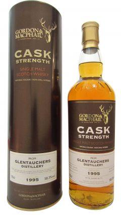 Glentauchers - Cask Strength - 1995 18 year old Whisky