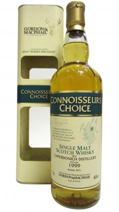 Caperdonich (silent) - Connoisseurs Choice - 1999 13 year old Whisky