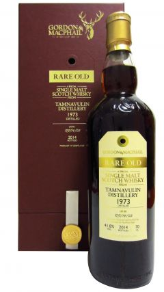 Tamnavulin - Rare Old - 1973 40 year old Whisky