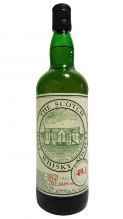 St. Magdalene (silent) - SMWS Scotch Malt Whisky Society 49.1 - 1975 11 year old Whisky
