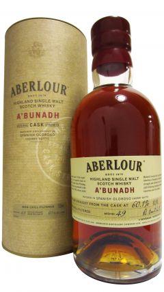Aberlour - A'bunadh Batch 49 Whisky