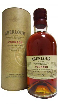 Aberlour - A'bunadh Batch 47 Whisky