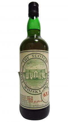 Glentauchers - Scotch Malt Whisky Society SMWS 63.1 - 1976 12 year old Whisky