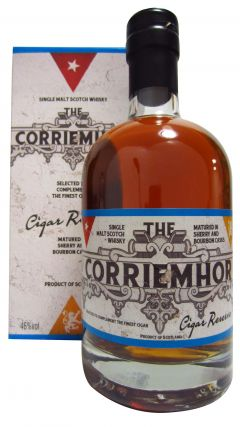 Secret Speyside - The Corriemhor - Cigar Reserve Whisky