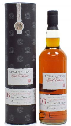 Mortlach - Dewar Rattray Single Cask Collection - 1991 16 year old Whisky