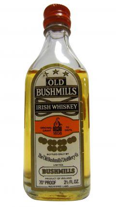 Bushmills - Oversized Miniature Whiskey