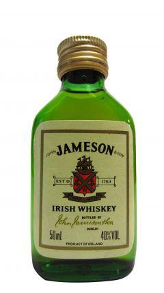 Jameson - Irish Miniature (olb bottling) Whiskey