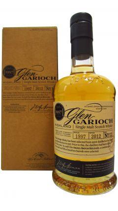 Glen Garioch - Vintage Small Batch #12 - 1997 15 year old Whisky