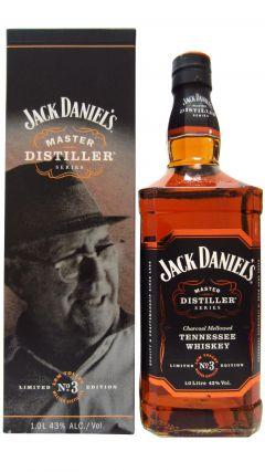 Jack Daniel's - Master Distiller Series Edition 3 (1 Litre) Whiskey