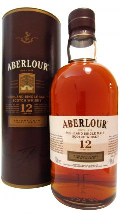Aberlour - Sherry Cask Matured 12 year old Whisky