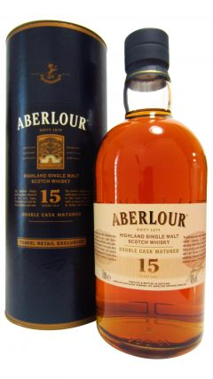 Aberlour - Double Cask Matured 15 year old Whisky