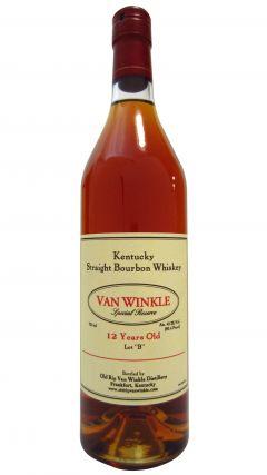 Pappy Van Winkle - Van Winkle Special Reserve 12 year old Whiskey