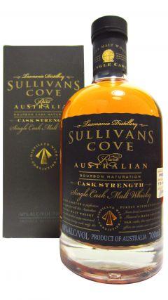 Sullivans Cove - Single Cask Bourbon Maturation - 2000 Whisky