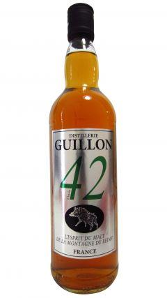 Guillon - Classic Cuvee 42 Single Malt Whisky