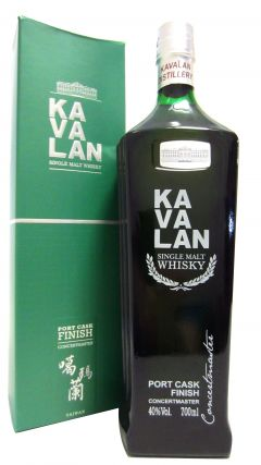 Kavalan - Concertmaster - Port Cask Finish Whisky