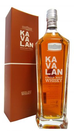 Kavalan - Taiwanese Single Malt Whisky