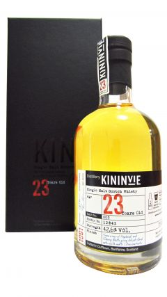 Hazelwood - Kininvie Single Malt Scotch Batch #3 - 1991 23 year old Whisky