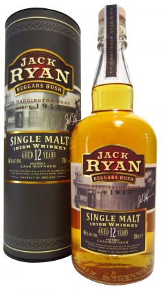 Cooley - Jack Ryan Beggars Bush 12 year old Whiskey
