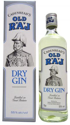 Gin - Cadenheads Old Raj (55%) Whisky