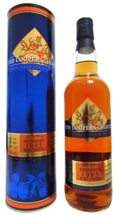 Benrinnes - The Coopers Choice - 1995 18 year old Whisky