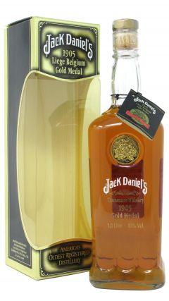 Jack Daniels - 1905 Gold Medal (1 Litre) Whiskey