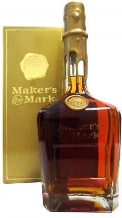 Maker's Mark - Gold Seal Whiskey