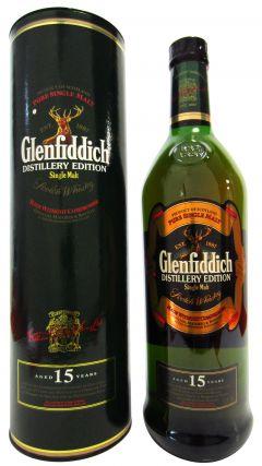 Glenfiddich - Distillery Edition (old bottling) Whisky